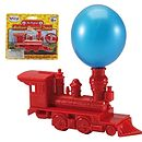 Balloon Car,Train & Helicopter Toys