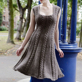 Icon Dress Knitting Kit