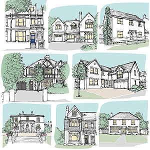 Personalised Illustration Gift Voucher - gifts for him