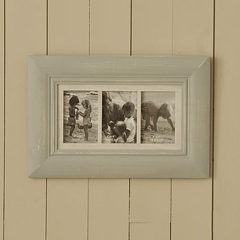 Triple Multi Photo Frame