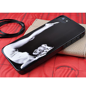 Marilyn Monroe Exercise Case For IPhone - bags & cases