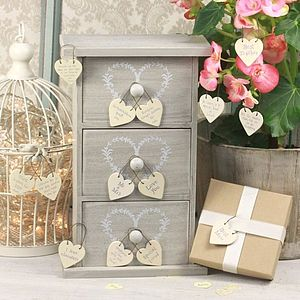 Heart Sign With Message - home accessories