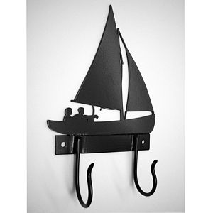 Dinghy Coat Hooks
