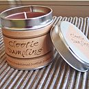 Clootie Dumpling Scented Candle Tin
