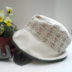 Child's Garden Hat - hats, scarves & gloves