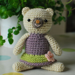 Ella The Handmade Bear