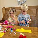 Sock Polar Bear Craft Kit