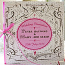 Vintage Lovers - Square Card Invitation
