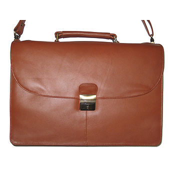 Leather Briefcase 35% Off
