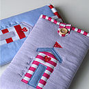 Beach Hut Kindle Case