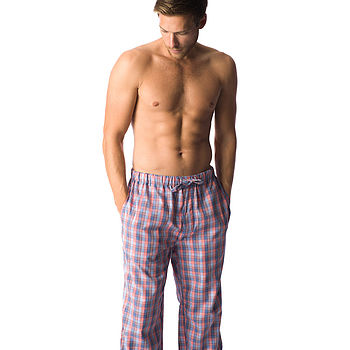 Men's Brushed Cotton Pyjama Bottoms