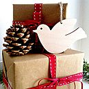 peace dove decoration