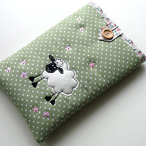 Sheep Kindle Case - laptop bags & cases