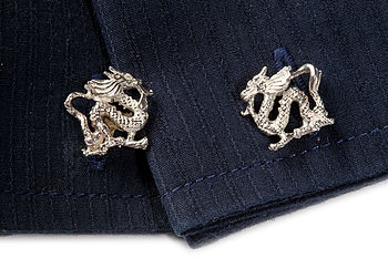 Oriental Dragon Cufflinks