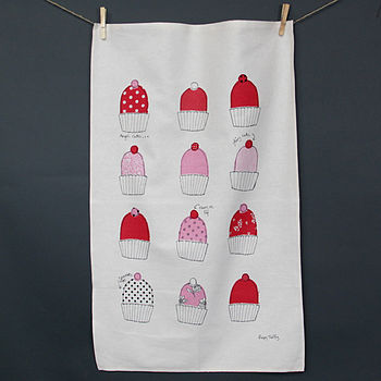 Tea Towel Cakes