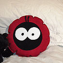 Dotty Ladybird Soft Toy