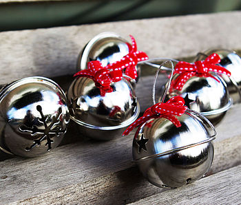 Box Of Silver Bells