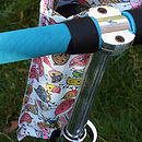 Birdies Print Child's Scooter Bottle Bag Attachment