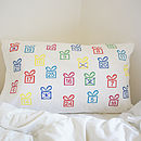 Advent Calender Pillowcase