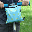 Spots Print Child's Scooter Or Bike Bag Scooter