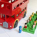 Thumb large wooden london bus