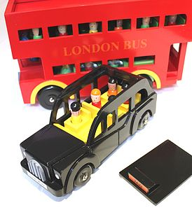 London Black Taxi - keepsakes