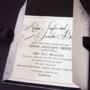 Penny Invitation Set - place cards