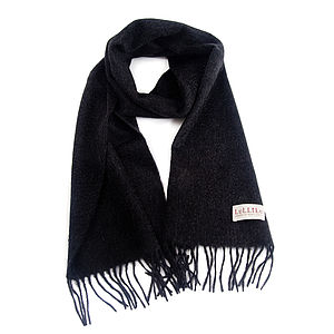 Pure Cashmere Scarves Christmas Gift - hats, scarves & gloves