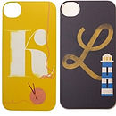 Typographic Cover For iPhone