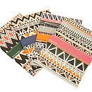 Set Of Four Sanna Annukka Notebooks