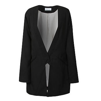 Venice Relaxed Fit Blazer