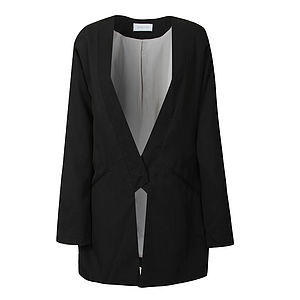 Venice Relaxed Fit Blazer - jackets & coats