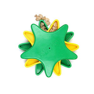 Kyjen Star Spinner Dog Game - dogs