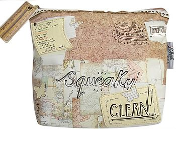 School Belle Wash Bag
