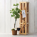Personalised Corporate Grapevines Gift
