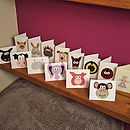 Animal Character Gift Cards