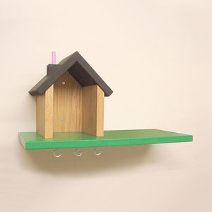 House And Garden Shelf - children's furniture