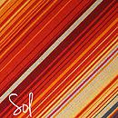 Sol Striped Scarf