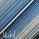 Uchil Striped Scarf
