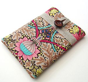 Case For Kindle In Liberty Print Cotton