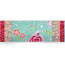 PiP Studio birds in paradise neckroll green