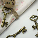 Magic Key Charm