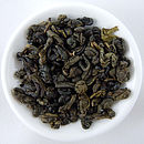 Green Ceylon loose leaf tea