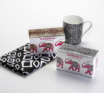 Tea And Chai Gift Set