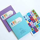 ABC Colouring Books & Stickers