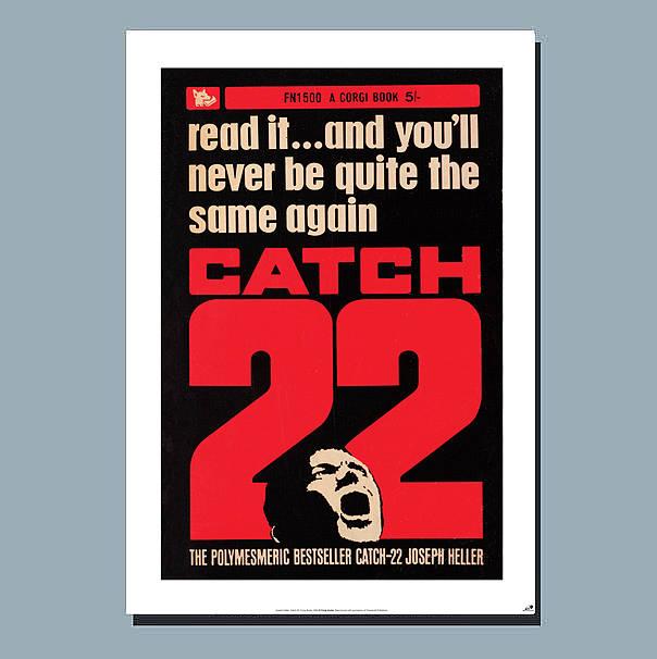 essay on catch 22 by joseph heller Shocking details about catch 22 by joseph heller analysis essay, video case study examples, is best essay help legit online, persuasive essay checklist for elementary.