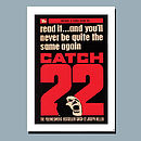 'Catch 22' By Joseph Heller Poster