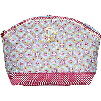 PiP Studio Large Cosmetic bag Khaki