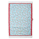 PiP Studio Cherry Blossom Tea Towel Blue