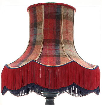 Wexford Plaid Lampshade